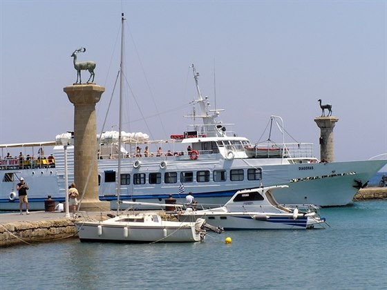 Rhodos – řecký ostrov boha slunce