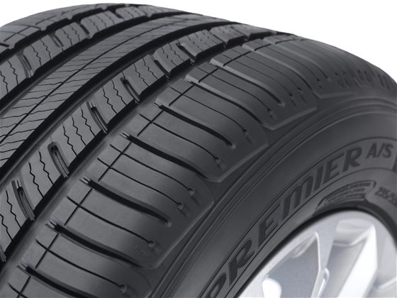 Pneumatika Michelin Premier A/S s technologií EverGrip