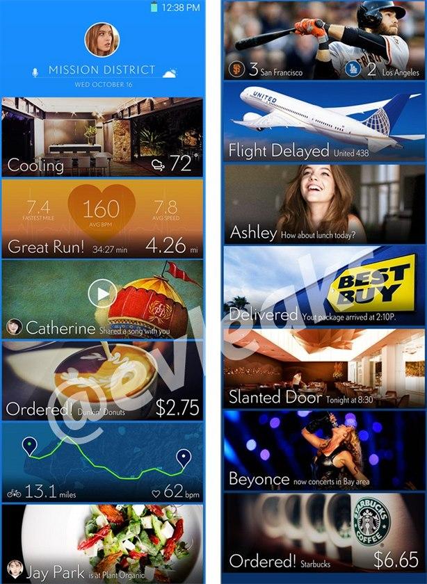 Nové uživatelské prostředí pro smartphony Samsung