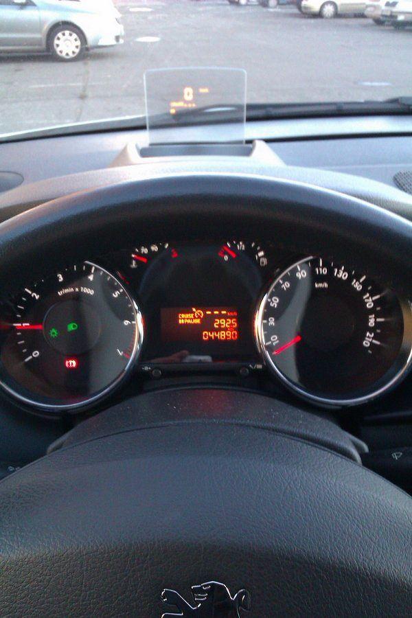 Peugeot 3008 Milana Smutka