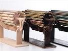 Automat se vyrábí v několika barevných provedeních.