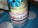 """""""Crazy Coconuts"""" je jedna z deseti vůní domácího antiperspirantu, které nabízí..."""