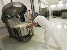 Společnost La Lorraine vyrábí v Kladně zmražené pečivo.