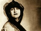 Alma Mahlerová byla múzou a stála modelem Gustava Klimtovi, Oskaru Kokoschkovi,...