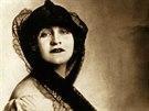 Alma Mahlerov� byla m�zou a st�la modelem Gustava Klimtovi, Oskaru Kokoschkovi,...