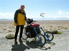 Autor �l�nku u jezera Karakul
