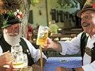 Bavorský pivní ráj v Ayingu