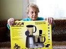 """Eva, 75 let, zas tak zle předváděcí akce nehodností. """"Ano, naletěli jsme,..."""