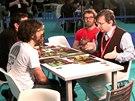 """""""Na světě jsou desítky tisíc stolních her, a každý rok přibude mnoho set..."""