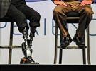 Společnost BIOM (původně iWalk) založil Hugh Herr v roce 2006.