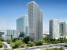 Projekt City Epoque na pankrácké pláni koupila firma PSJ Invest. V prosinci...