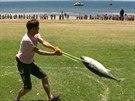 Hod tuňákem
