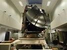 Kopie sondy Rosetta ve středisku ESOC v německém Darmstadtu