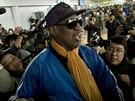 Dennis Rodman po návratu z KLDR
