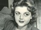 Angelu Lansbury nepovažovali za krásku ani v mládí. Díky tomu nedostávala role...