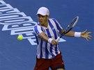 DŘINA V MELBOURNE. Tomáš Berdych v semifinále Australian Open.