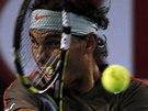 S VERVOU. Rafael Nadal v semifinále Australian Open.
