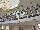 Místní muslimská komunita do projektu mešity investovala 3,5 milionu liber.