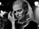 Taťána Kuchařová pózuje pro americký magazín Blank