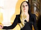 Lady Gaga (Paříž, 19. ledna 2014)