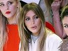 Kim Kardashianová (Paříž, 21. ledna 2014)