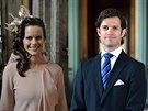 Solfia Hellqvistov� a �v�dsk� princ Carl Philip