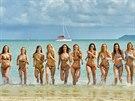 Finalistky soutěže Česká Miss 2014 na ostrově Mauricius
