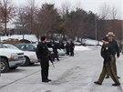 Při střelbě v americkém nákupním středisku zemřeli nejméně tři lidé. (25. 1.