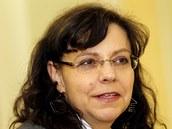Budoucí ministryně práce a sociálních věcí Michaela Marksová-Tominová (23.