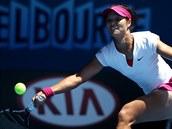 BOJOVNICE. Li Na v semifinále Australian Open.
