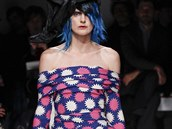 Haute Couture jaro - léto 2014: Schiaparelli