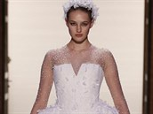 Georges Hobeika Couture: kolekce jaro - léto 2014