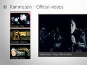 YouTube DJ pro Modern UI ve Windows 8 umí přehrávat hudbu zvideí na pozadí a...