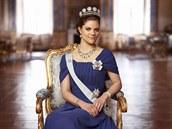 Švédská korunní princezna Victoria