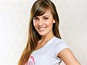 Finalistka sout�e �esk� Miss 2014 Simona �imkov� z B�l� T�eme�n�