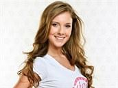 Finalistka sout�e �esk� Miss 2014 Gabriela Bendov� z Olomouce