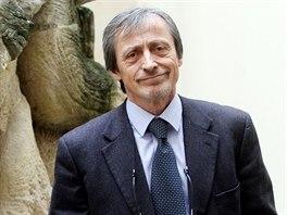 Kandidát na ministra obrany Martin Stropnický (23. ledna 2013)