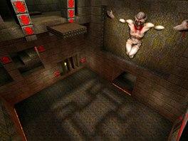 Claustrophobopolis pro Quake 1
