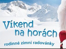 víkend na horách