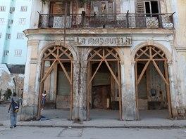 Kubánci jsou zvyklí snad úplně na všechno. I na to, že staré a vybydlené domy...
