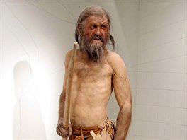 Muzeum Ötziho v Bolzanu