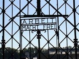 První nacistický koncentrační tábor v bavorském městě Dachau