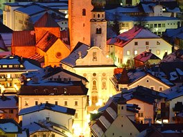 Innichen (italsky San Candido) je jedním z nejmilejších a nejromantičtějších...