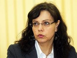 Ministryn� pr�ce a soci�ln�ch v�c� Michaela Marksov�-Tominov� (23. ledna 2014)