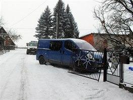 V Kateřinicích na Novojičínsku srazila špatně zaparkovaná dodávka dvě děti.
