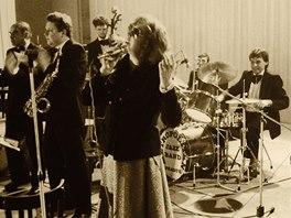 Eva Olmerová a Metropolitan Jazz Band
