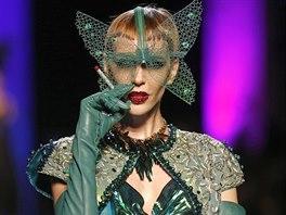 Jean Paul Gaultier Haute Couture: kolekce jaro - léto 2014