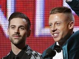Macklemore & Ryan Lewis vyhráli v kategorii Objev roku (Grammy 2013)