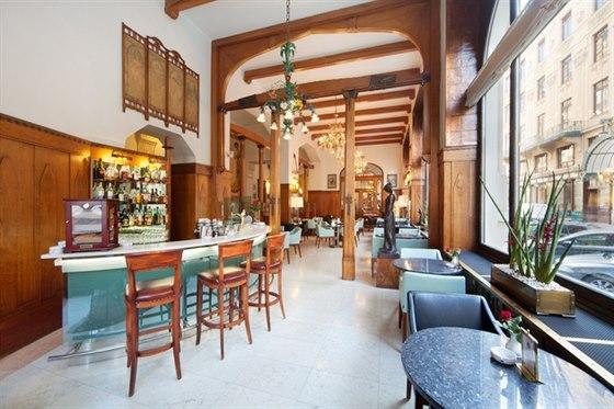 Za lákavým menu zavítejte do Sarah Bernhardt Restaurant & Café de Paris