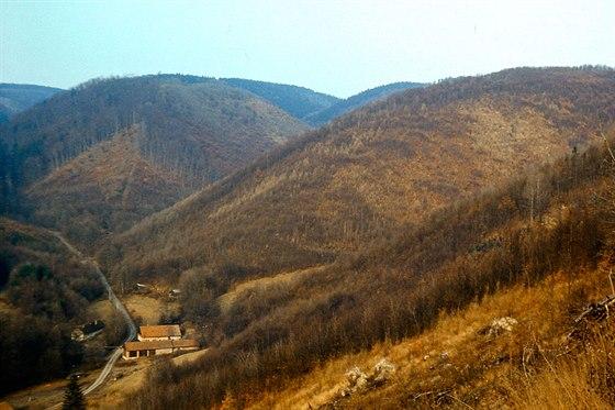 Údolí Peklo
